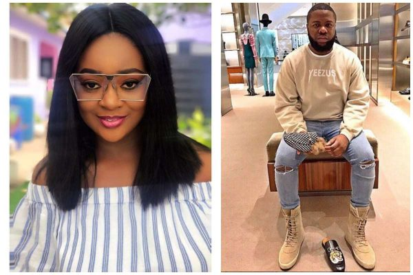 Jackie Appiah Allegedly Sleeping With Hushpuppi For Money