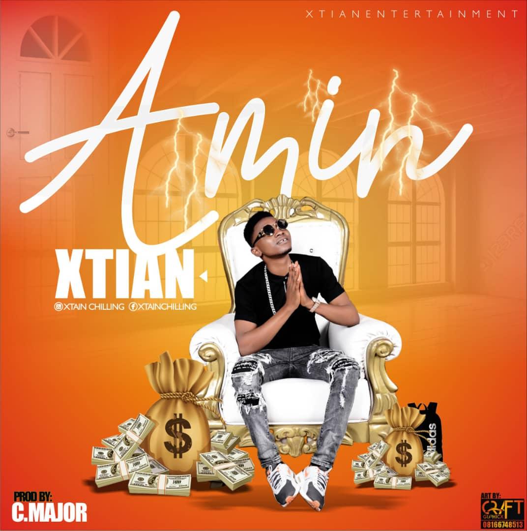 Music Premiere: Xtian-Amin (prod by C-major)