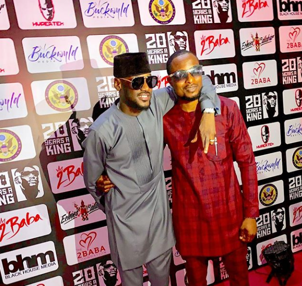 Fazealone celebrates 20 years with 2face