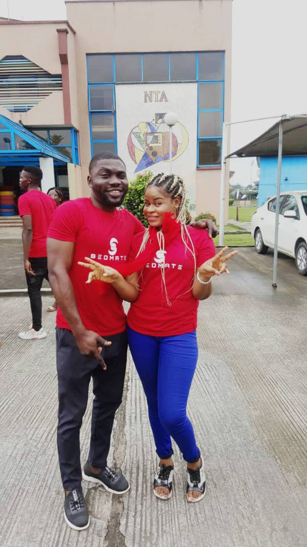 Nollywood actor wishes her girl friend a happy birthday
