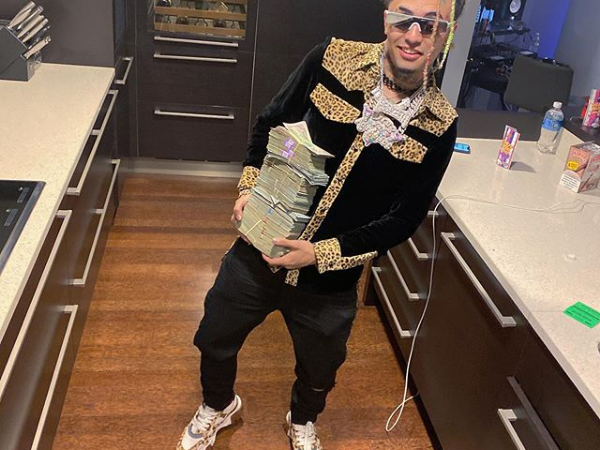 Biography and Networth of Lil pump