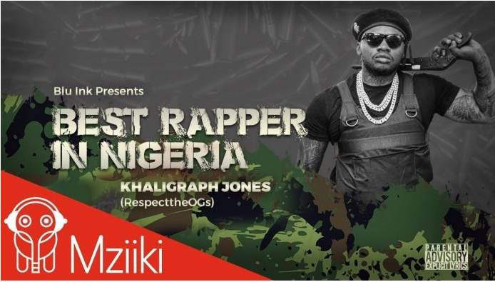 Khaligraph Jones – Best Rapper In Nigeria