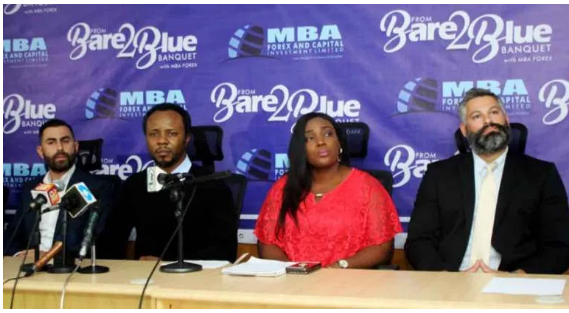 MBA Forex and Capital Investment Nigeria limited