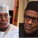 President Buhari and Atiku