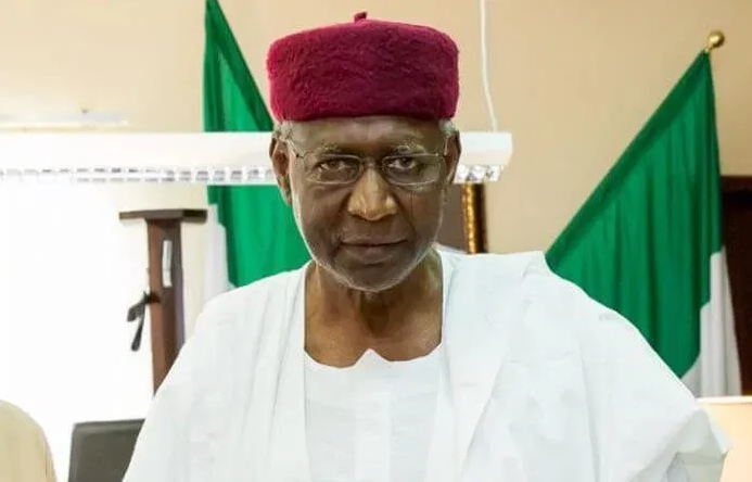 President Buhari's Chief of Staff, Abba Kyari, is dead