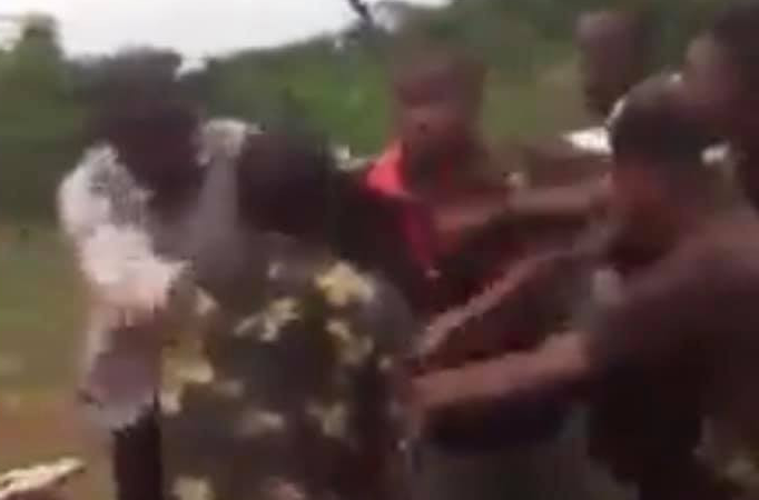 Policemen who fought each other in Ebele community in Edo state, have been dismissed from service