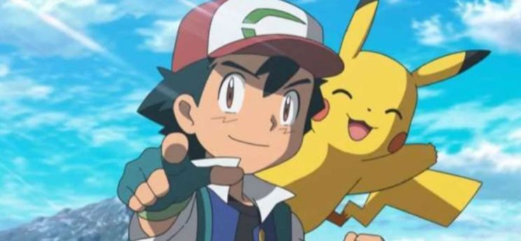 How old is ash ketchum now?
