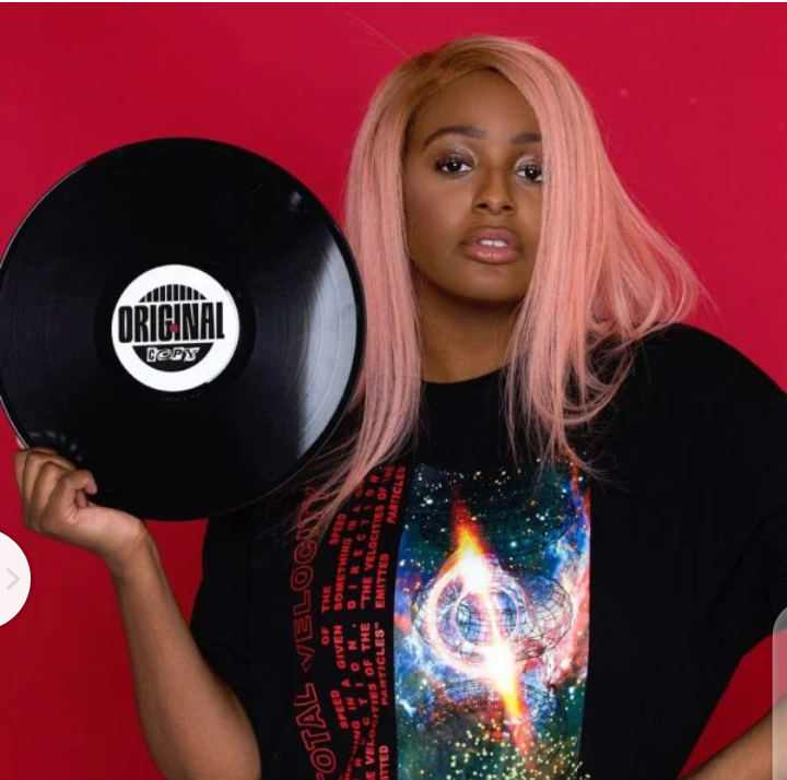 DJ Cuppy get signed to Platoon Records