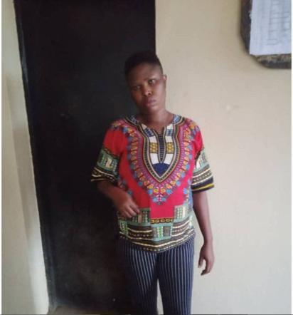 Mrs Imaobong Asuquo