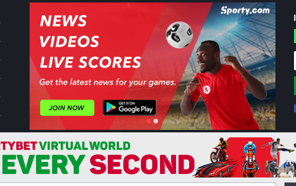 sportybet site